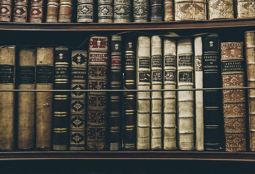 Libri esproprio sull libreria