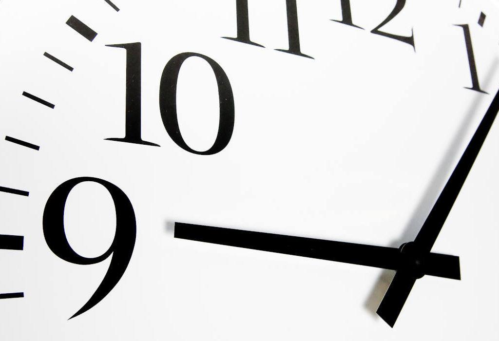 orologio al dettaglio