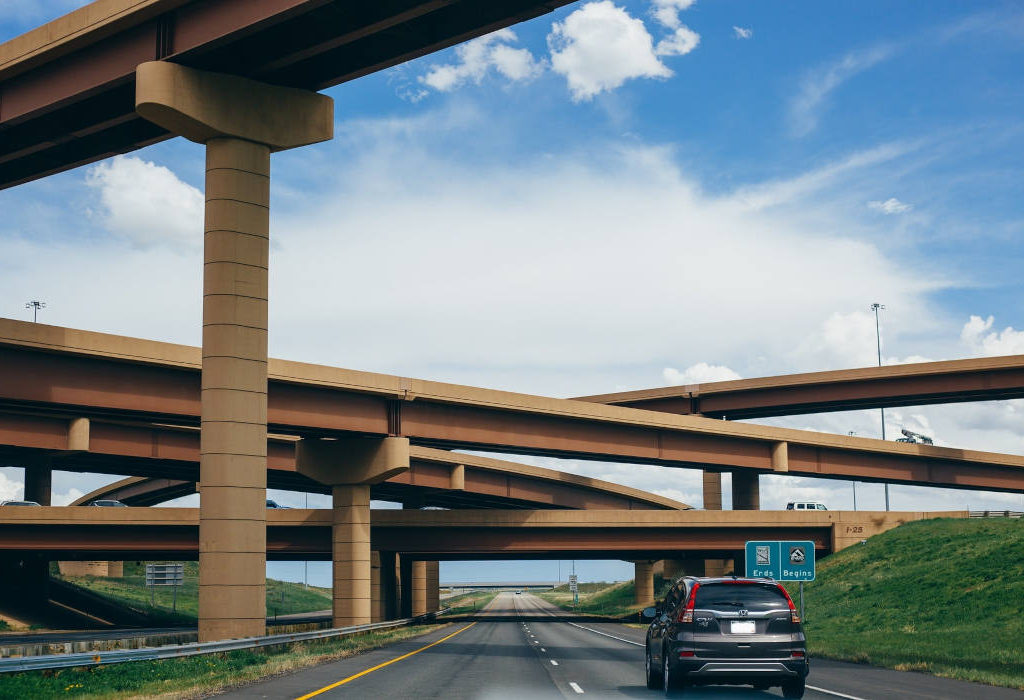 ponti autostradali